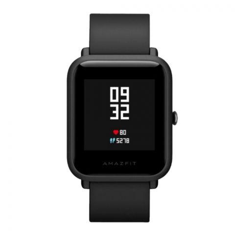 Amazfit BIP Smart Watch, Black, A1608