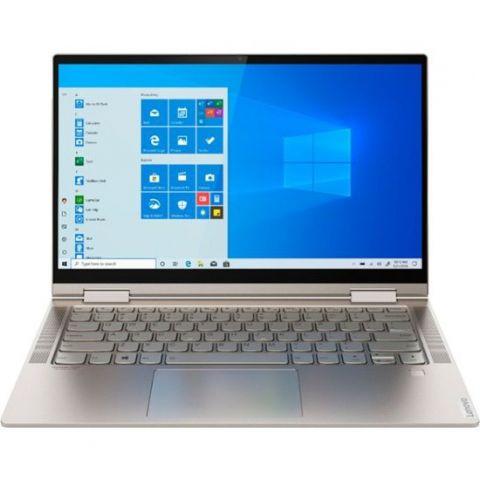 Lenovo Yoga C740 Laptop, 10th Gen Core i5-10210U, 8GB RAM, 256 SSD, 14 Inches X-360 FHD Touch Display, Windows 10, Siler