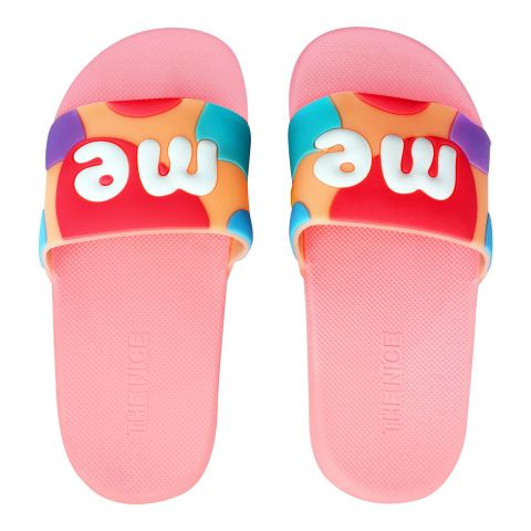Kid's Slippers, G-25, Pink