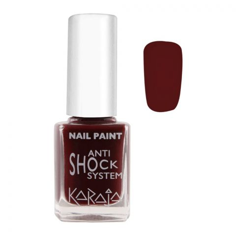 Karaja Anti Shock System Nail Paint, No. 54