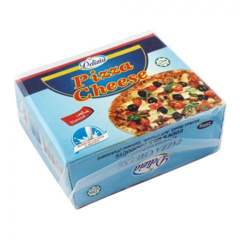 Delizia Pizza Cheese, Natural, 200g