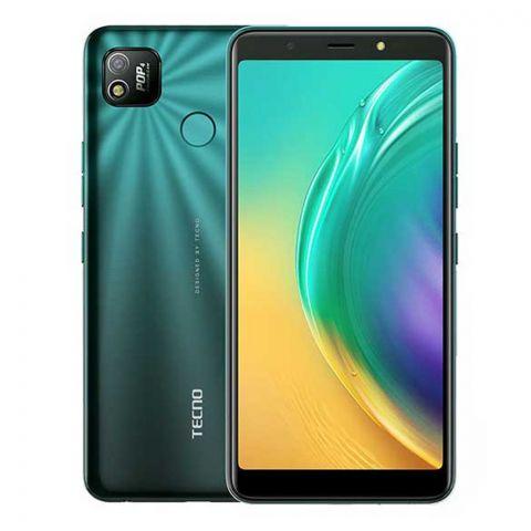 Tecno Pop 4 2GB/32GB Smartphone, Ice Lake Green