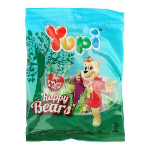 Yupi Happy Bears Gummy, 120g