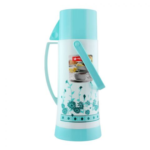 Lion Star Vacuum Thermos Bell Handle, Green, 450ml, BT-4