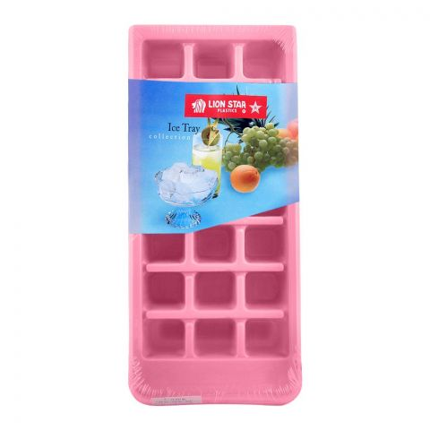 Lion Star Ice Cubes, Tray, 002 Pink, IT-6