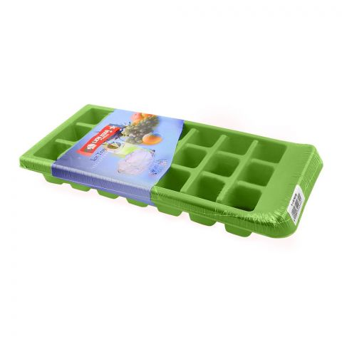 Lion Star Ice Cubes Tray, 002 Green, IT-6