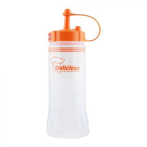 Lion Star Bistro Sauce Keeper, Orange, 425ml, TS-50