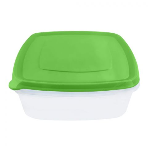 Lion Star Vitto Seal Ware Food Container, Green, 10x10x4 Inches, 3 Liters, VT-3