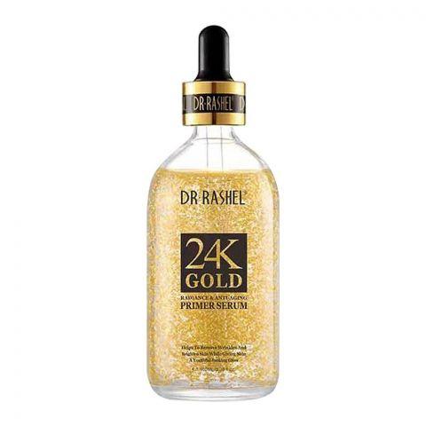 Dr. Rashel 24K Gold Radiance & Anti Aging Primer Serum, 100ml