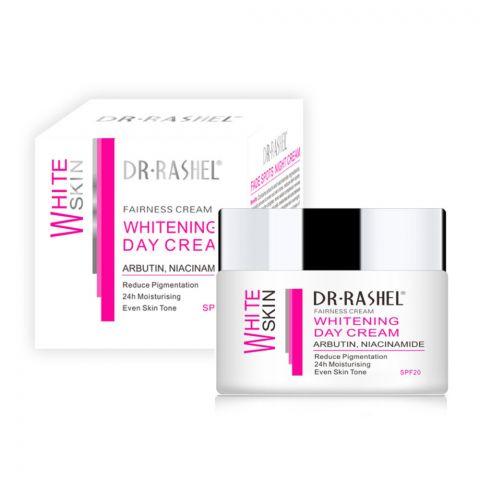 Dr. Rashel White Skin Whitening Fairness Day Cream, 50g