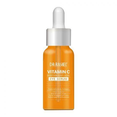 Dr. Rashel Vitamin C Brightening & Anti Aging Eye Serum, 50ml