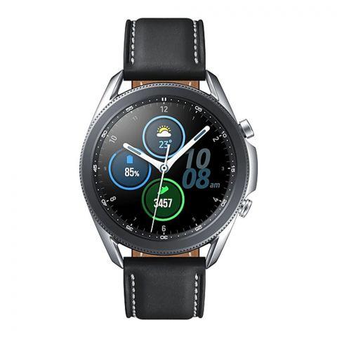 Samsung Galaxy Watch 3, 45MM, Mystic Silver, SM-R840