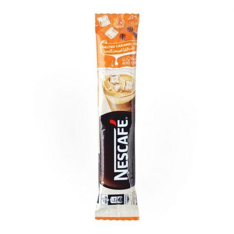 Nescafe 3-In-1 Salted Caramel Ice Coffee Sachet, 21g
