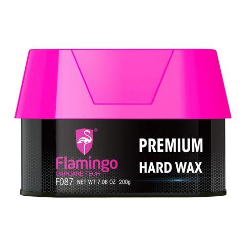 Flamingo Premium Hard Car Wax, 200g