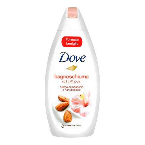 Dove Almond Cream And Hibiscus Flowers Shower Gel, 700ml