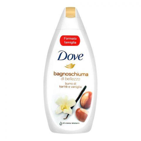 Dove Shea Butter And Vanilla Shower Gel, 700ml