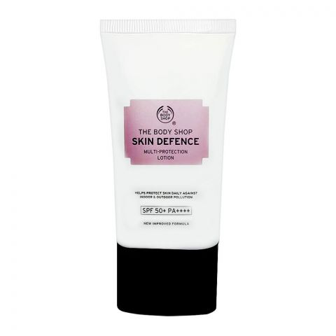 The Body Shop Skin Defence Multi-Protection Lotion, SPF 50+ PA++++, 60ml