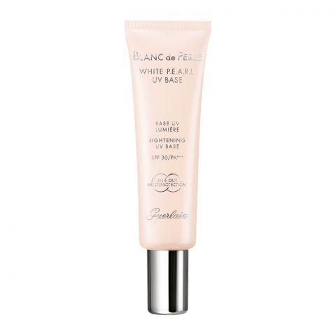 Guerlain Blanc De Perle White P.E.A.R.L Lightening UV Base, SPF30 PA+++, 30ml