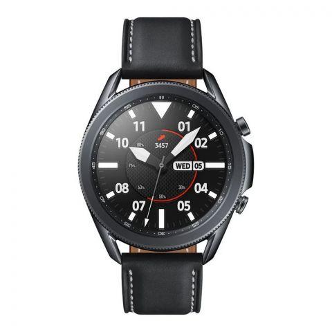 Samsung Galaxy Watch 3, 45MM, Mystic Black, SM-R840
