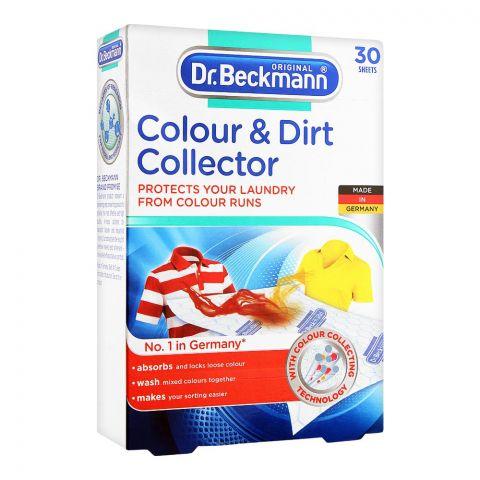 Dr. Beckmann Colour & Dirt Collector, 30 Sheets