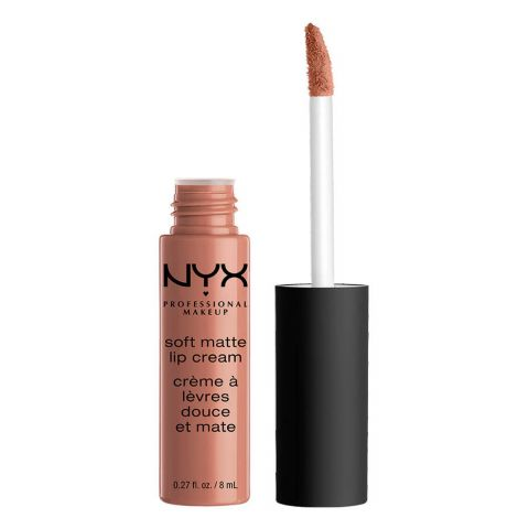 NYX Soft Matte Lip Cream, 09 Abu Dhabi