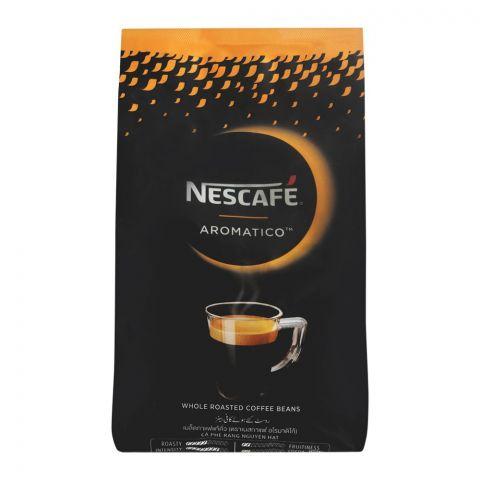 Nescafe Aromatico Whole Roasted Coffee Beans, 500g