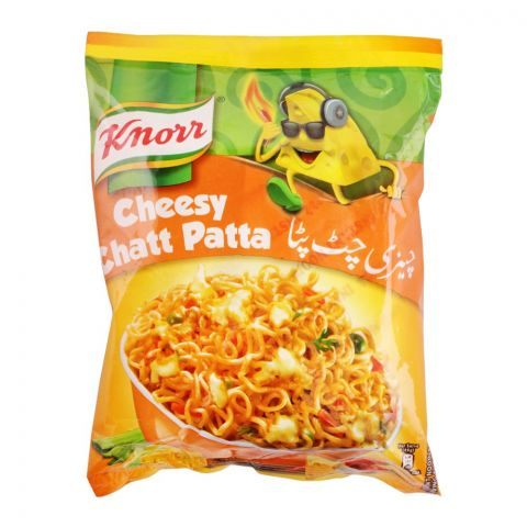 Knorr Cheesy Chatt Patta Noodles, 66g
