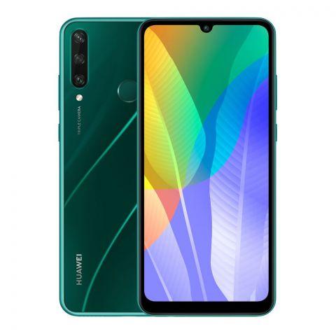 Huawei Y6P 3GB/64GB Emerald Green Smartphone