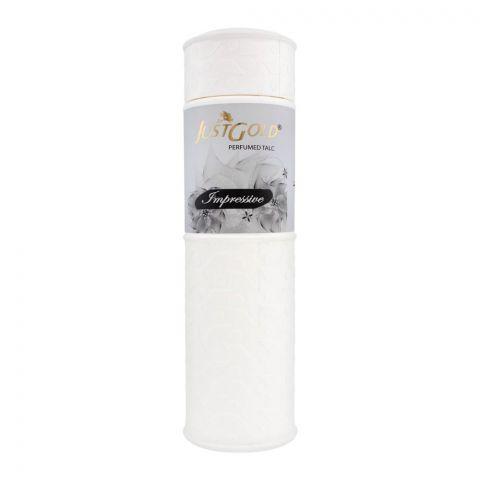 Just Gold Impressive Perfumed Talcum Powder, 125g