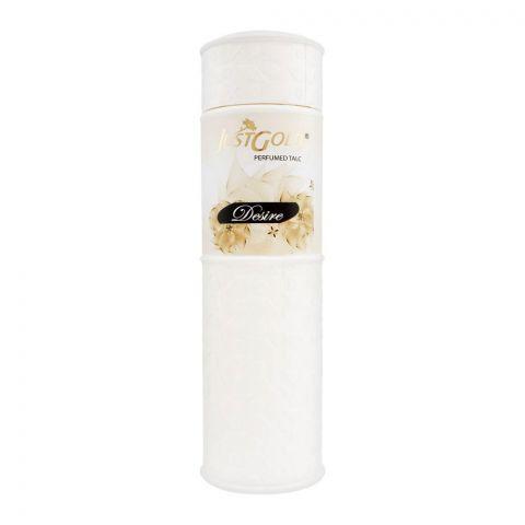 Just Gold Desire Perfumed Talcum Powder, 125g