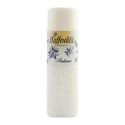 Daffodils Radiance Fine Perfumed Talcum Powder, 250g