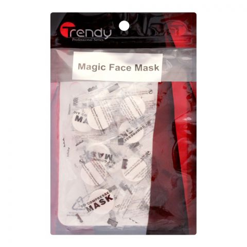 Trendy Magic Face Mask, 20 Pieces, TD-184