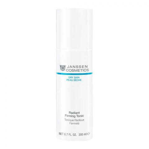 Janssen Cosmetics Dry Skin Radiant Firming Tonic, 200ml