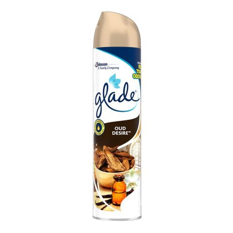 Glade Air Freshener, Oud Desire, 300ml