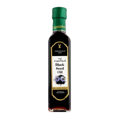 Simply The Great Food Black Seed Oil, 250ml