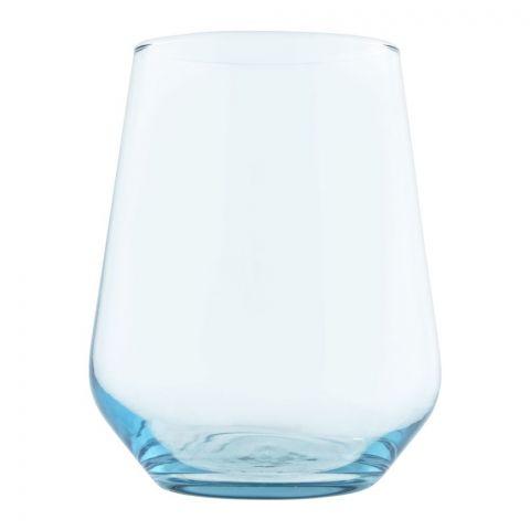 Pasabahce Allegra Tumbler Glass Set, 6 Pieces, Turquoise, 41536-25