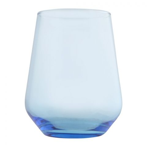 Pasabahce Allegra Tumbler Glass Set, 6 Pieces, Blue, 41536-76