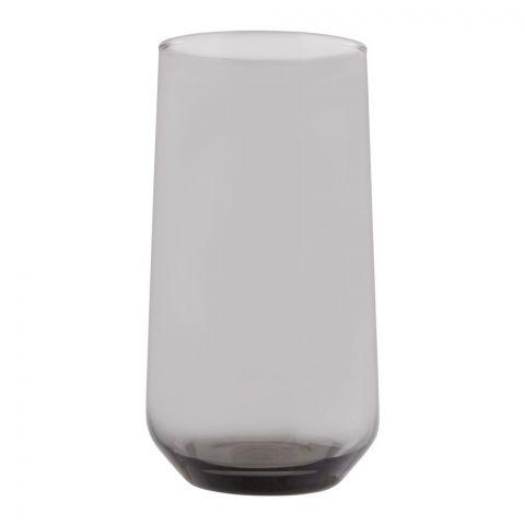 Pasabahce Allegra Tumbler Glass Set, 6 Pieces, Grey, 420015-30