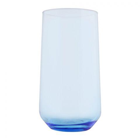 Pasabahce Allegra Tumbler Glass Set, 6 Pieces, Blue, 420015-79