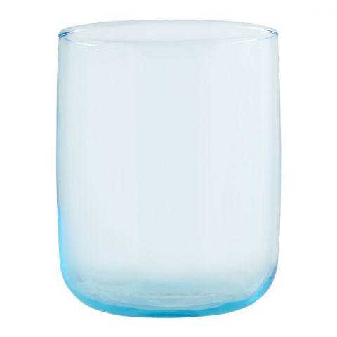 Pasabahce Iconic Tumbler Glass Set, 6 Pieces, Turqoise, 420112-28