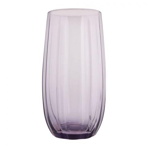 Pasabahce Linka Tumbler Glass Set, 6 Pieces, Purple, 420415-22