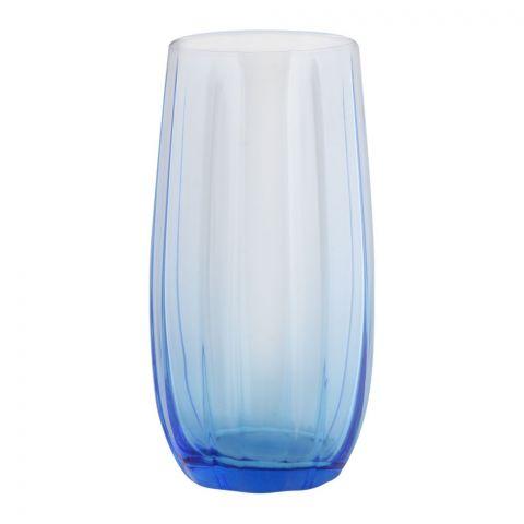 Pasabahce Linka Tumbler Glass Set, 6 Pieces, Blue, 420415-23