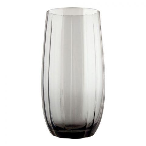 Pasabahce Linka Tumbler Glass Set, 6 Pieces, Grey, 420415-39