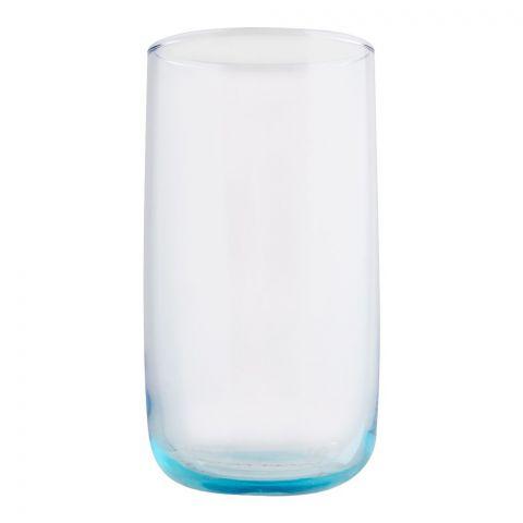 Pasabahce Iconic Tumbler Glass Set, 6 Pieces, Turquoise, 420805-32