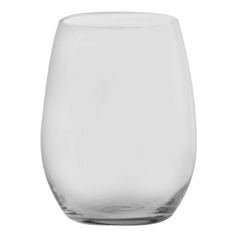 Pasabahce Amber Tumbler Glass Set, 6 Pieces, Grey, 420825-33