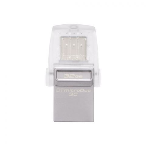 Kingston 32GB Data Traveler Microduo USB 3.1 Type-C Flash Drive