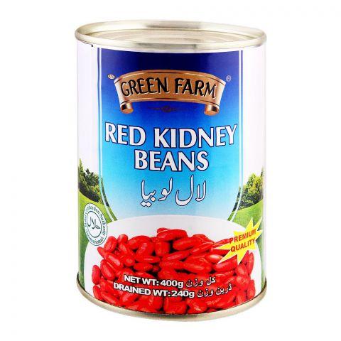 Green Farm Red Kidney Beans, 400g