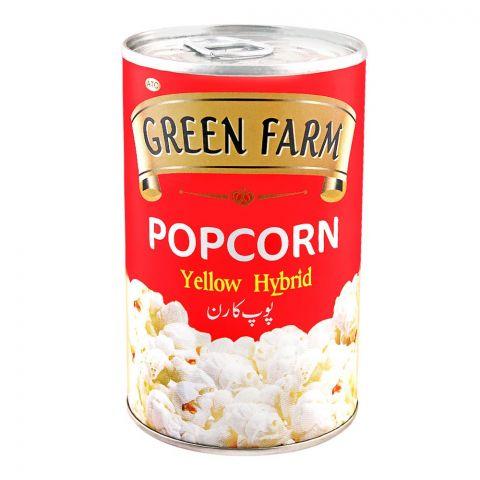 Green Farm Popcorn Yellow Hybrid, Tin, 284g