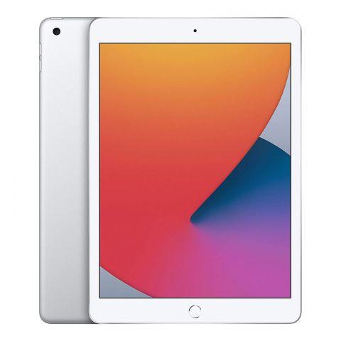 Apple iPad 8, 128GB, Wifi, Silver, MYLE2LL/A