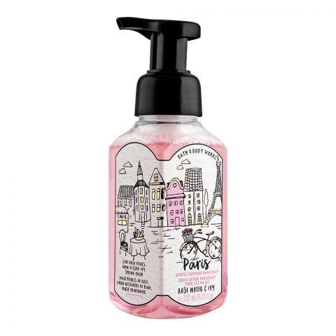 Bath & Body Works Paris Rose Water & Ivy Gentle Foaming Hand Soap, 259ml